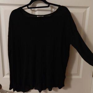H&M Basics Black Sweater
